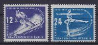 DDR Mi Nr. 246 - 247 **, 1950, postfrisch, MNH