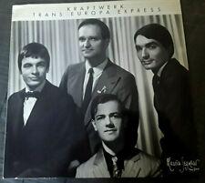 Kraftwerk - Trans Europa Express  (Kling Klang EMI 1C 064-82 306)  LP Vinyl