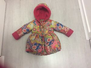 OILILY GIRL/'S BEE BLOUSE Size UK 18 MONTHS