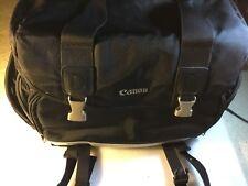 CANON D-SLR Shoulder Camera & Accessories Bag