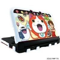 NEW 3DS Yokai Watch Hard cover case All cast ver for 3DS LL XL Japan