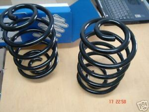 FIT FOR BMW 330i 330D MSPORT COIL SPRING REAR NEW PAIR 252MM LENGTH