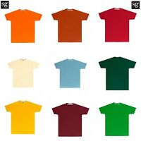 SG Mens Perfect Print Tagless Tee Modern Fit Crew Neck T-Shirt for Mens S-5XL