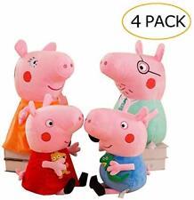 Peppa Pig Family Soft Stuff Plush Toy for Kids (16 cm)