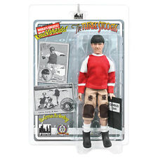 The Three Stooges Retro Style 8 Inch Action Figures: No Census No Feeling Moe