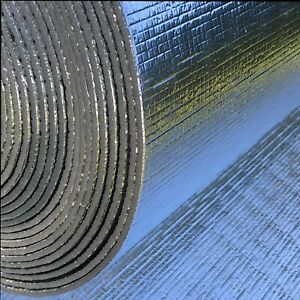 SOLAVIS Air EPE FOAMCell Insulation Reflective Foil Heat Barrier House Wall Roof