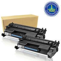 2PK High Yield CF226X 26X Toner Cartridges for HP 26X Laserjet Pro M402 MFP M426
