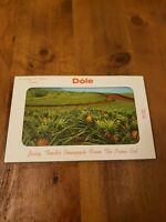 Vintage Dole Postcards Unused Pack Of 10