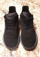 Adidas Sobakov in core size 12.5 Triple Black FHV 791004 Mens Athletic Sneakers