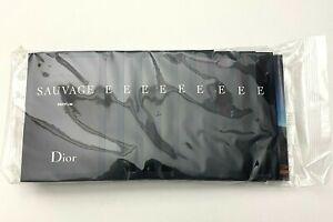 Dior SAUVAGE Parfum Sample 1 ml x 10 pcs (10 ml) SET SEALED PACK