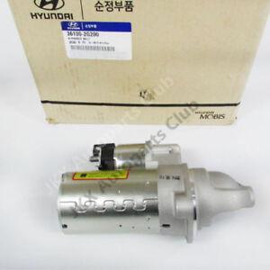 OEM361002G200 Starter Motor Genuine o for Hyundai Kia Sonata Tucson Optima Forte