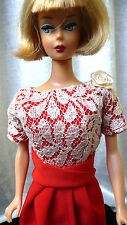 "OUTFIT  Doll BARBIE VINTAGE & SILKSTONE OU FR OOAK ""MA DOLL OF DAWN """