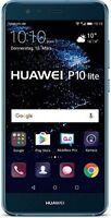 New - Huawei P10 Lite WAS-TL10 Dual SIM 4GB Ram 64GB ROM Unlocked - Blue