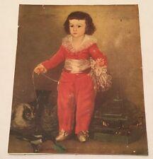 Vintage Manuel Osorio Manrique de Zuniga Francisco Goya Print Repo