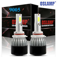 C6 OSLAMP 9005 LED Headlight Bulbs Kit for Honda Accord 1997-2007 High Low Beam
