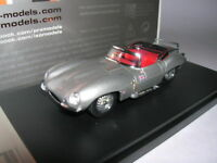 Premium X 1957 Jaguar XK SS silber silver, 1:43 Limited Edition