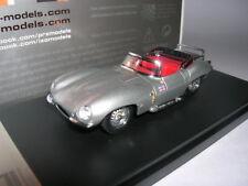 Premium x 1957 Jaguar Xk Ss Silver, 1:43 Limited Edition