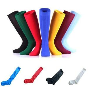 Football Stockings Sports Over Knee Soccer Socks Breathable Comfort Wrap Strong