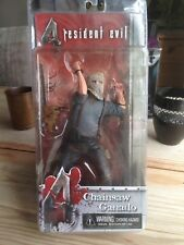 Resident Evil 4 Chainsaw Ganado Action Figure  Neca NEW UNOPENED (Clean Version)