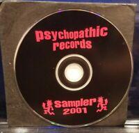 Psychopathic Records - Sampler 2001 CD insane clown posse marz dark lotus icp