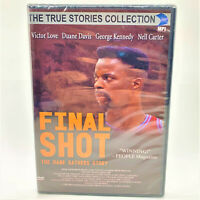 Final Shot The Hank Gathers Story DVD 2007 NEW