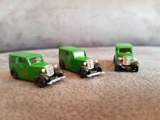Brekina 1:87, h0, DKW F7, Kleintransporter, Walter Bleck Berlin