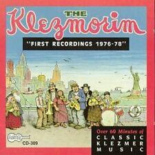 The Klezmorim – First Recordings 1976-78 CD