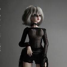 """Dollmore  1/3 BJD 22"""" doll clothes NEW SD - Glam Net All-in-one (Black)"""
