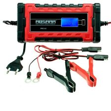ABSAAR Batterieladegerät Pro 6/12Volt 4 Ampere KFZ Motorrad