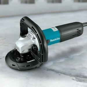 Makita PC5010CX1 5 Inch SJS-II Concrete Planer Dust Extraction FREE SHIPPING