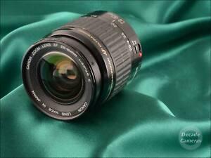 Canon EF Ultrasonic Series II 28-80mm f3.5-5.6  Kit Zoom Lens - VGC - 272