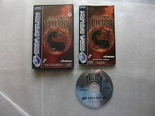 Mortal Kombat Trilogy (Sega Saturn * PAL)