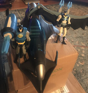 The Batman Animated Series Batjet Batplane Batman Lot