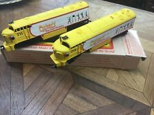 HO scale IHC CORKEY's Carnival Caravan  FM POWER & DUMMY  locomotive train