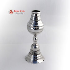 Mate Cup Spanish Colonial Silver 1750 Engraved