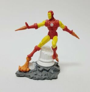 Marvel Series Collectible Diorama Blind Mystery ~ Iron Man PVC Figure