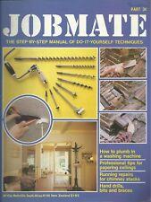 JOBMATE 34 DIY -WASHING MACHINE, PAPERING, CHIMNEYS etc