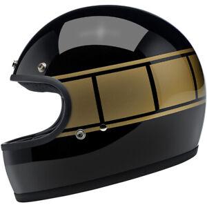 Biltwell Gringo DOT / ECE Motorcycle Helmet - CHOOSE COLOR & SIZE