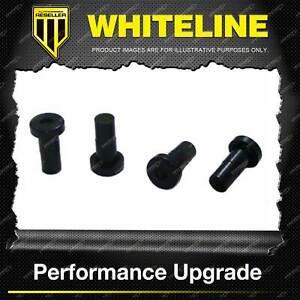 Whiteline Front Control Arm Upper Bushing for Honda Accord CA Prelude AB BA1 2 3