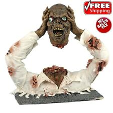 Halloween Decoration Headless Zombie Ground Breaker Prop Outdoor Yard Lawn Decor