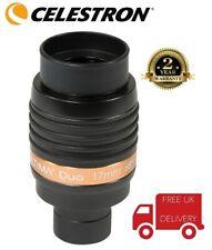 Celestron Ultima Duo 17 mm Oculaire avec T-Adaptateur de filetage 93444 (UK stock)