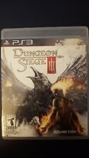 Dungeon Siege III (Sony PlayStation 3, 2011)
