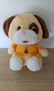 Plüschtier hund , Happy Birthday, Toys Limited, Toronto , ca 25 cm , Stofftier#d