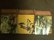 Literature fiction college textbook bundles kits ebay the longman anthology of world literature vol a b c 2nd edition fandeluxe Image collections