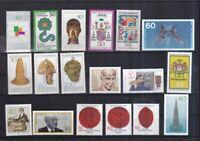 BRD postfrisch Marken Lot 7  siehe Bild