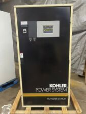 600 Amp Kohler Automatic Transfer Switch Ck 566341 600 3 Phase 4 Wire 480 Vac