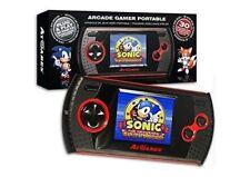 Sega Port Master System Pack di Console e Game Gear 8bit - Nera