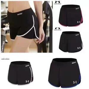Under Armour women's Shorts Fitness pants Training Sports Running UK