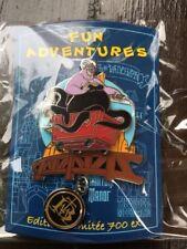 Pins Trading FUN BIG THUNDER MOUNTAIN URSULA Disneyland Paris Limited 700