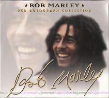 BOB MARLEY Autograph Collection 2006 MALAYSIA / EU DIGIPAK 2 CD SET RARE NEW